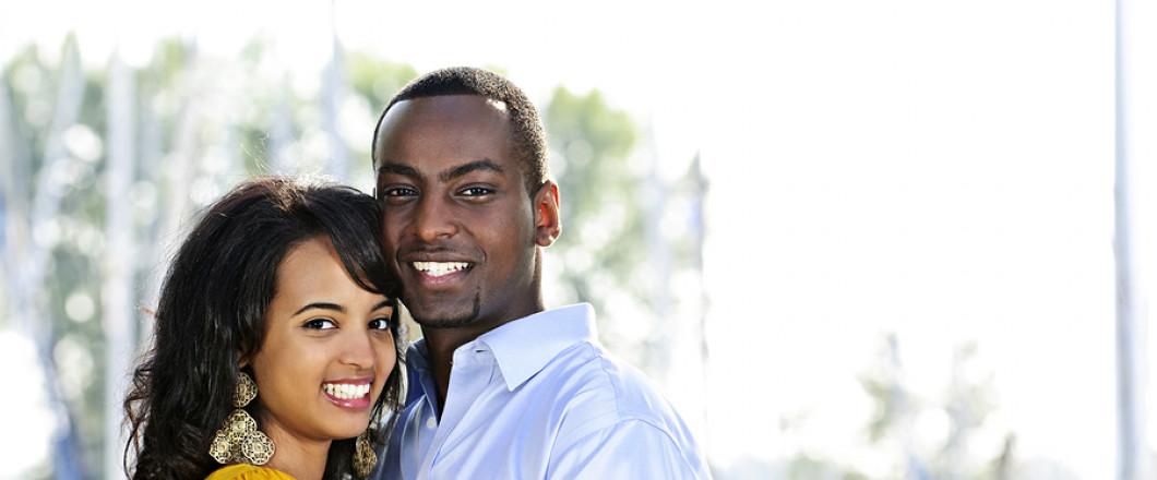 debt free couple