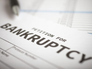 Bankruptcy Law Paperwork